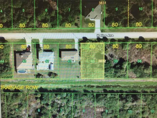 12145 Helios Avenue, Port Charlotte, FL 33981 (MLS #C7447385) :: RE/MAX Elite Realty