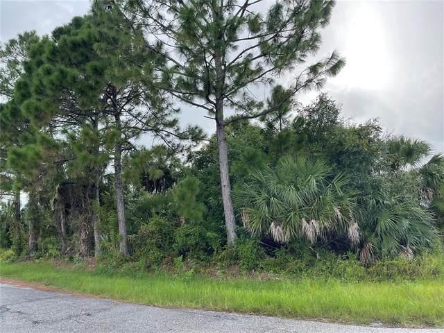 Everglades Terrace, North Port, FL 34286 (MLS #C7447613) :: Sarasota Gulf Coast Realtors