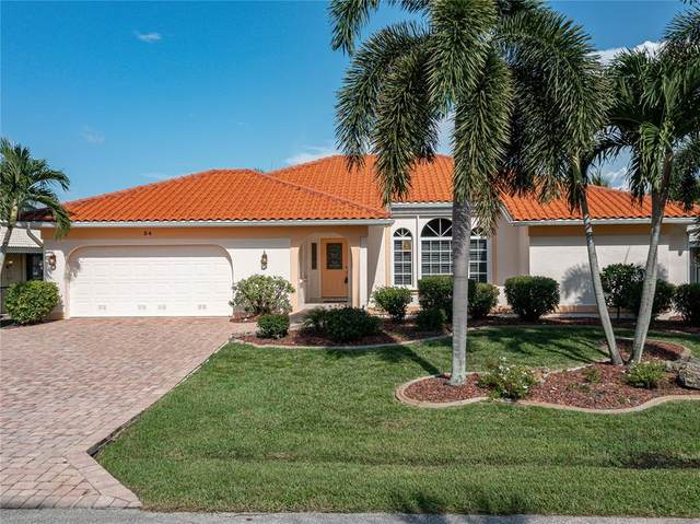 34 Hibiscus Drive, Punta Gorda, FL 33950 (MLS #C7448355) :: Everlane Realty