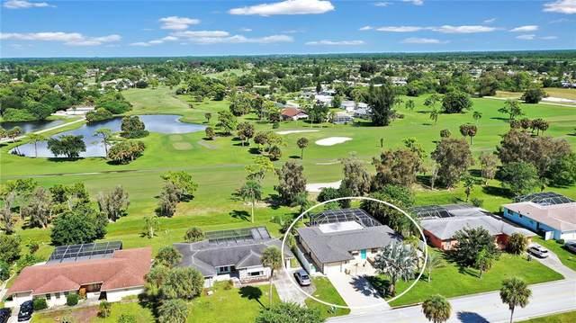 136 Rotonda Circle, Rotonda West, FL 33947 (MLS #C7449178) :: Delgado Home Team at Keller Williams