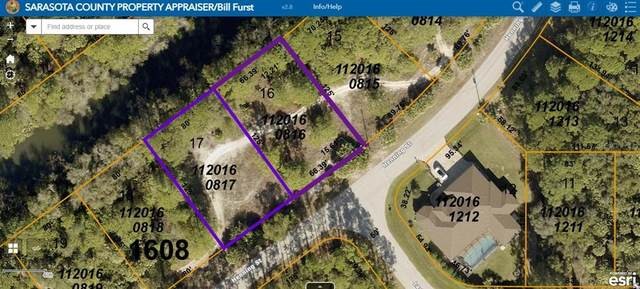 Lots 16 & 17 Henning Street, North Port, FL 34288 (MLS #C7449916) :: Everlane Realty