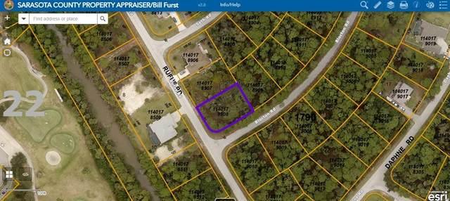 Lot 8 Blocton / Rufus Road, North Port, FL 34288 (MLS #C7449923) :: Delgado Home Team at Keller Williams