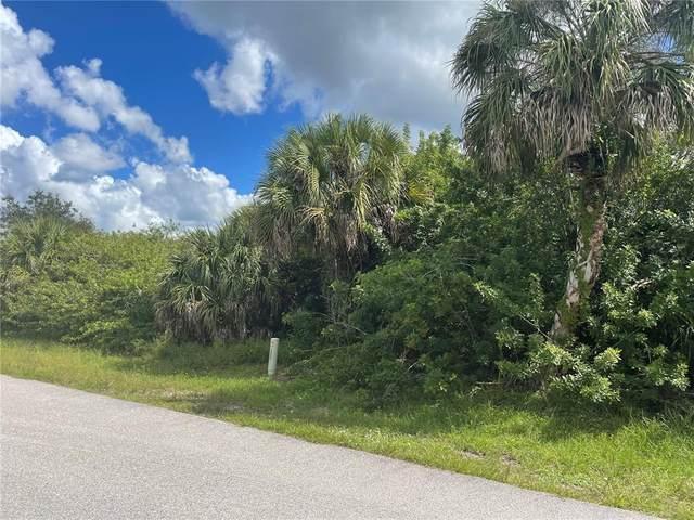 58 Seagrape Street, Port Charlotte, FL 33954 (MLS #C7450074) :: Everlane Realty