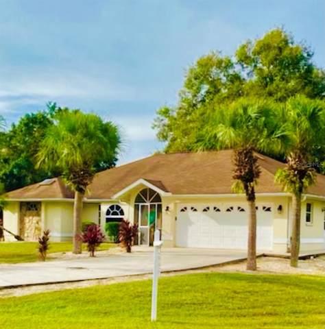 209 Lecturn Street, Port Charlotte, FL 33954 (MLS #C7450097) :: Keller Williams Realty Peace River Partners