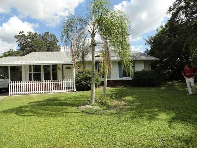 684 Ellicott Circle NW, Port Charlotte, FL 33952 (MLS #C7450209) :: Bustamante Real Estate