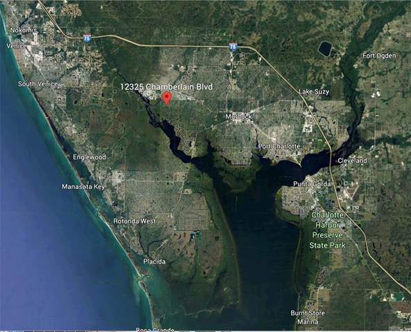 12325 Chamberlain Boulevard, Port Charlotte, FL 33953 (MLS #C7450332) :: Keller Williams Realty Peace River Partners