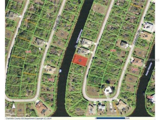 9506 Melody Circle, Port Charlotte, FL 33981 (MLS #D5796695) :: The BRC Group, LLC