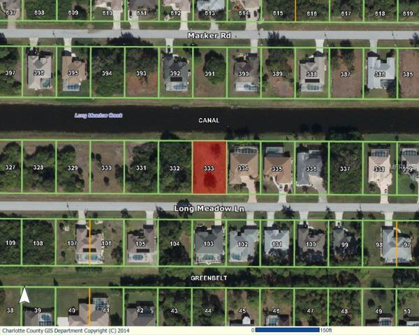 236 Long Meadow Lane, Rotonda West, FL 33947 (MLS #D5902813) :: The BRC Group, LLC