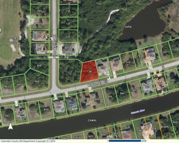 1150 Rotonda Circle, Rotonda West, FL 33947 (MLS #D5902828) :: The Duncan Duo Team