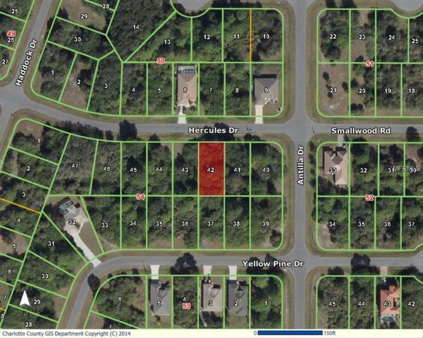 183 Hercules Drive, Rotonda West, FL 33947 (MLS #D5902895) :: RE/MAX Realtec Group