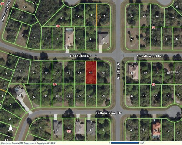 185 Hercules Drive, Rotonda West, FL 33947 (MLS #D5902897) :: RE/MAX Realtec Group