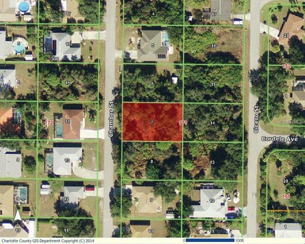 421 Chamber Street NW, Port Charlotte, FL 33948 (MLS #D5903998) :: The Duncan Duo Team