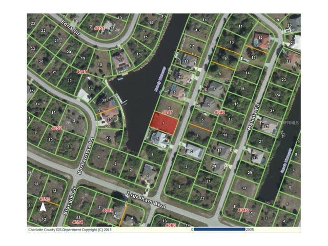 9126 Melody Circle, Port Charlotte, FL 33981 (MLS #D5904669) :: Medway Realty