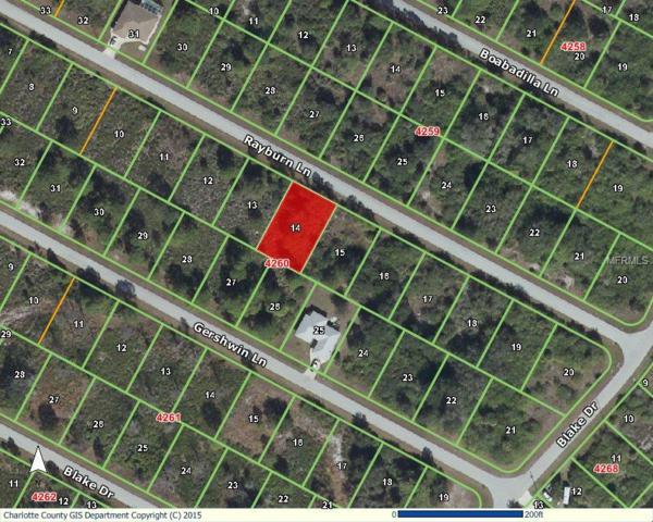13419 Rayburn Lane, Port Charlotte, FL 33981 (MLS #D5906546) :: The Duncan Duo Team