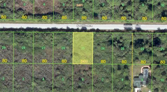 9447 Portillo Avenue, Englewood, FL 34224 (MLS #D5915004) :: Medway Realty