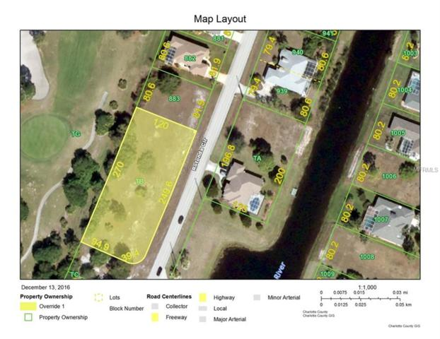 960 Rotonda Circle, Rotonda West, FL 33947 (MLS #D5915614) :: The BRC Group, LLC