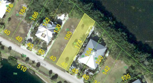 7161 Rum Bay Drive Lot 88, Placida, FL 33946 (MLS #D5917792) :: Burwell Real Estate