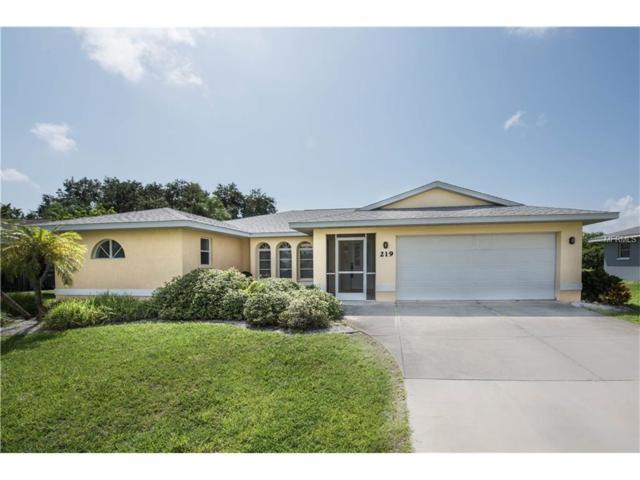 219 Rotonda Circle, Rotonda West, FL 33947 (MLS #D5918239) :: The BRC Group, LLC