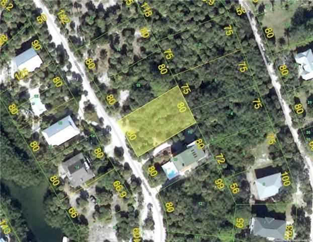 16 Bayshore Circle, Placida, FL 33946 (MLS #D5918685) :: The BRC Group, LLC