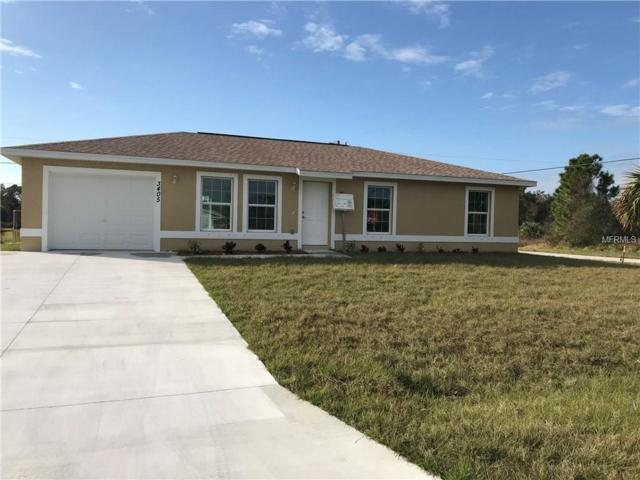 3405 Homestead Road, Rotonda West, FL 33947 (MLS #D5918789) :: The Duncan Duo Team