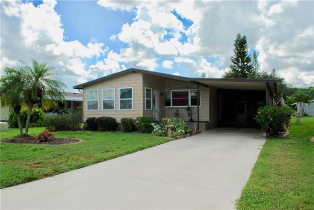 709 Tangerine Woods Boulevard, Englewood, FL 34223 (MLS #D5919924) :: Medway Realty