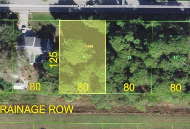 9089 Fruitland Avenue, Englewood, FL 34224 (MLS #D5920177) :: Medway Realty