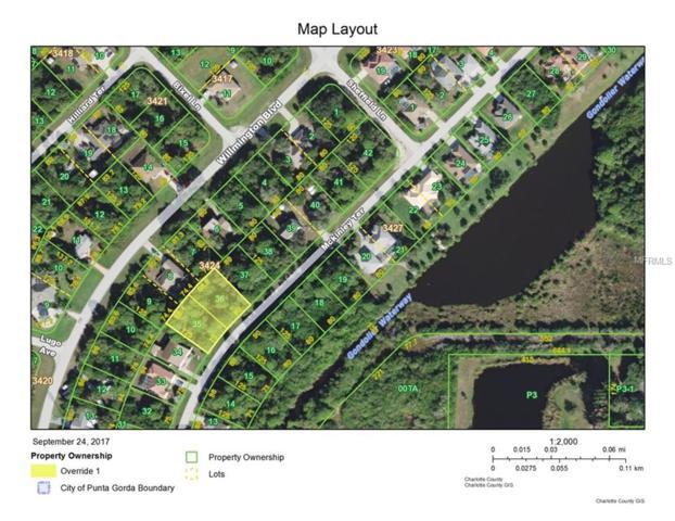6307 Mckinley Terrace, Englewood, FL 34224 (MLS #D5920281) :: Medway Realty