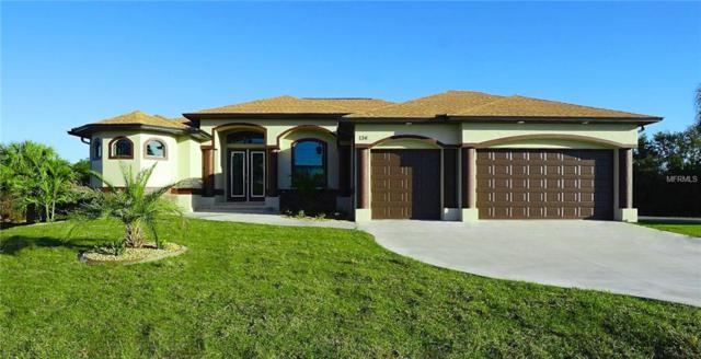 943 Boundary Boulevard, Rotonda West, FL 33947 (MLS #D5920699) :: The BRC Group, LLC