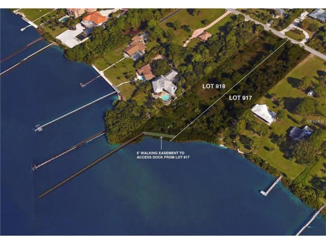 Lot 917 Bayshore Drive, Englewood, FL 34223 (MLS #D5920950) :: Medway Realty