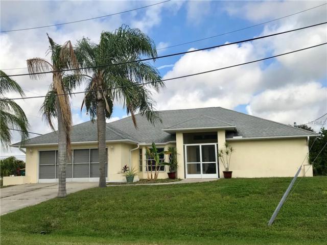 11010 Deerwood Avenue, Englewood, FL 34224 (MLS #D5921766) :: White Sands Realty Group