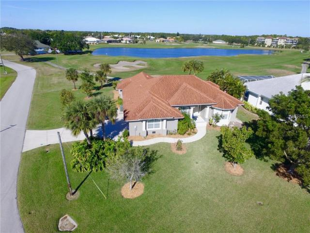 495 Coral Creek Drive, Placida, FL 33946 (MLS #D5922098) :: Griffin Group