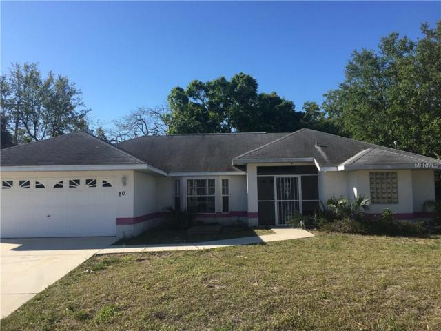 803 Diane Circle, Englewood, FL 34223 (MLS #D5923620) :: The BRC Group, LLC