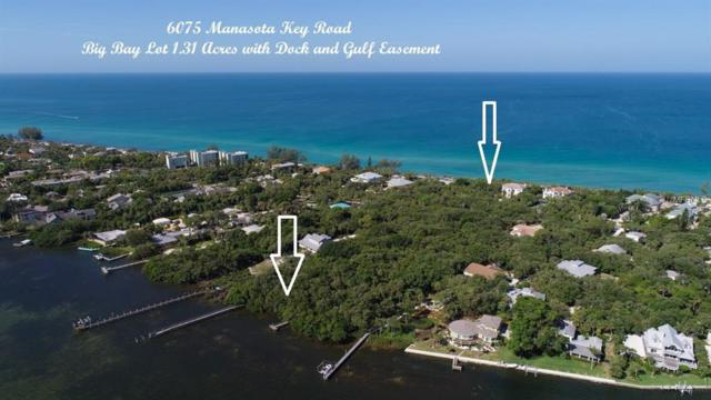 6075 Manasota Key Road, Englewood, FL 34223 (MLS #D5924101) :: Griffin Group