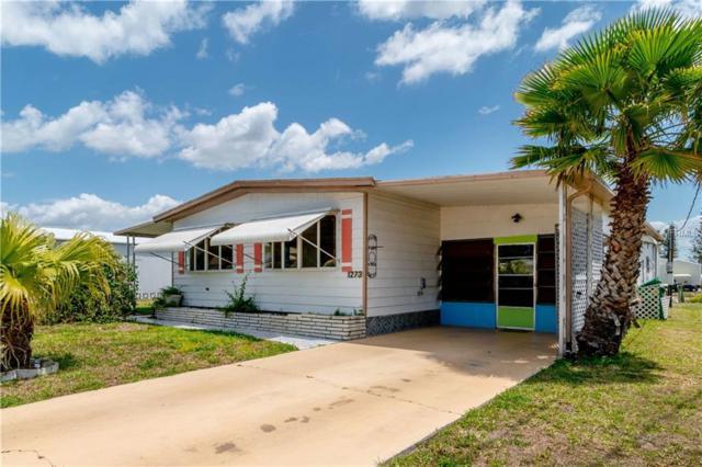 1273 Kingfisher Drive, Englewood, FL 34224 (MLS #D6100033) :: Team Pepka