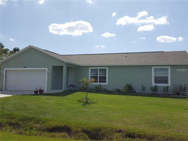 2251 Meetze Street, Port Charlotte, FL 33953 (MLS #D6100042) :: G World Properties