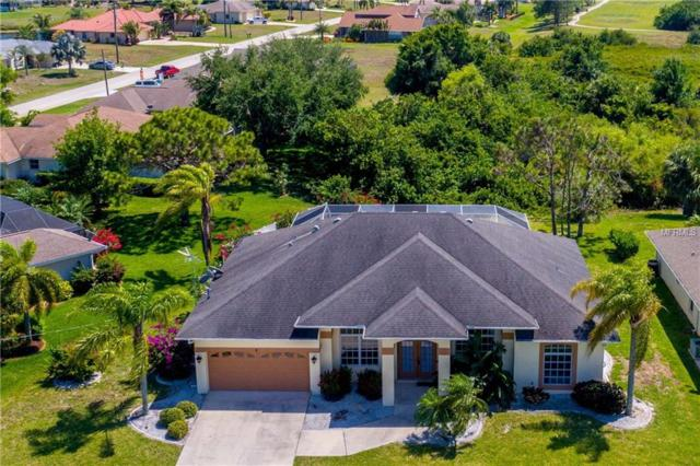 4 Medalist Road, Rotonda West, FL 33947 (MLS #D6100158) :: KELLER WILLIAMS CLASSIC VI