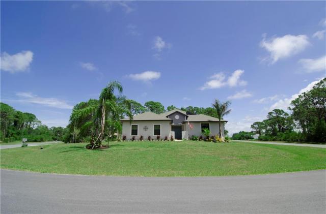 140 Hardee Way, Rotonda West, FL 33947 (MLS #D6100565) :: The Duncan Duo Team