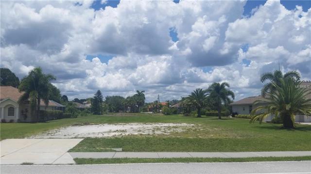 289 Rotonda Boulevard E, Rotonda West, FL 33947 (MLS #D6100930) :: Premium Properties Real Estate Services
