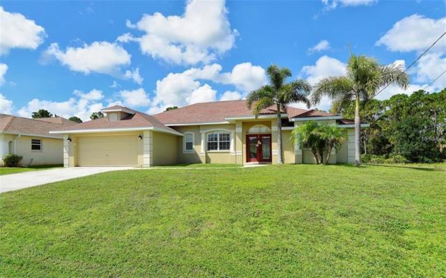 163 Long Meadow Lane, Rotonda West, FL 33947 (MLS #D6101005) :: The BRC Group, LLC