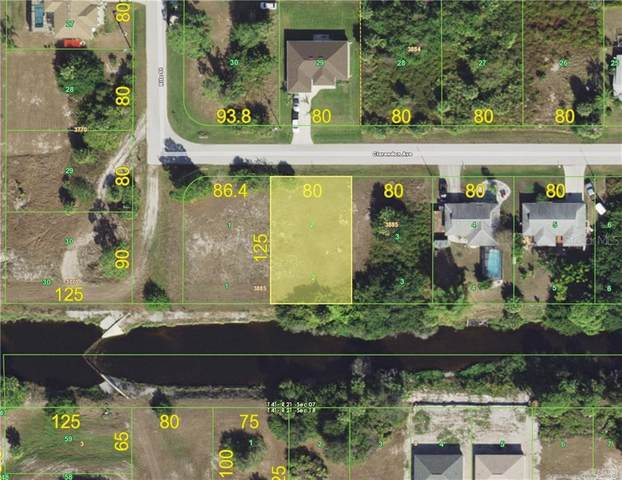 12033 Clarendon Avenue, Port Charlotte, FL 33981 (MLS #D6101225) :: Griffin Group