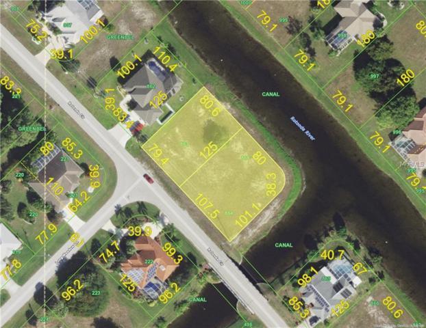 723 Rotonda Circle, Rotonda West, FL 33947 (MLS #D6101686) :: Medway Realty