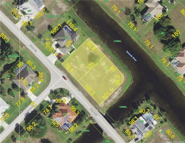 725 Rotonda Circle, Rotonda West, FL 33947 (MLS #D6101687) :: Medway Realty