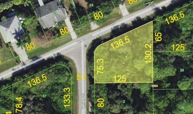 13137 Windcrest Drive, Port Charlotte, FL 33953 (MLS #D6101765) :: Griffin Group
