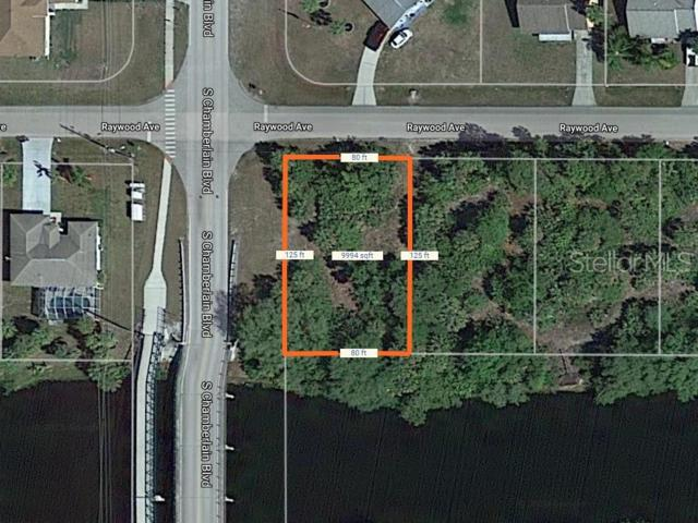 Raywood Avenue, North Port, FL 34286 (MLS #D6101774) :: Bustamante Real Estate