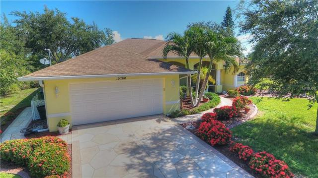15760 Aldama Circle, Port Charlotte, FL 33981 (MLS #D6101933) :: Griffin Group