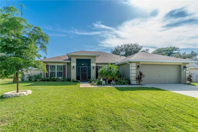 71 Mariner Lane, Rotonda West, FL 33947 (MLS #D6101950) :: The Duncan Duo Team