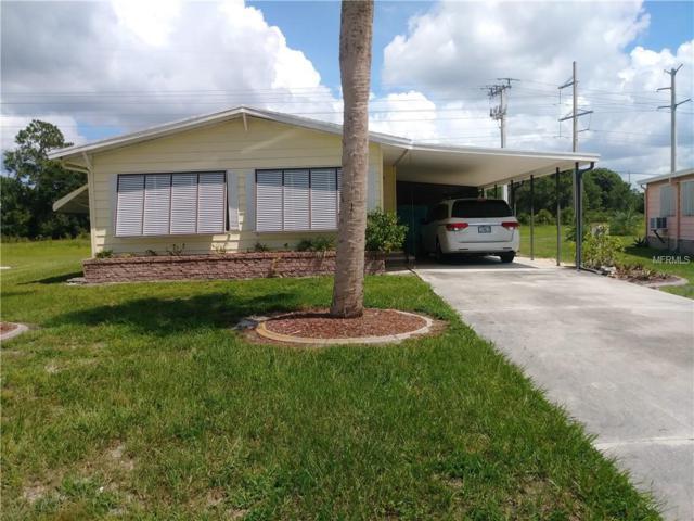 725 Tangerine Woods Boulevard, Englewood, FL 34223 (MLS #D6102165) :: Medway Realty