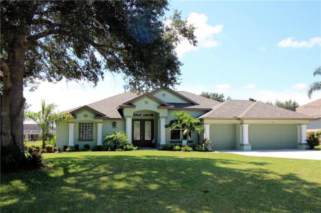 244 Rotonda Boulevard E, Rotonda West, FL 33947 (MLS #D6102620) :: The Lockhart Team
