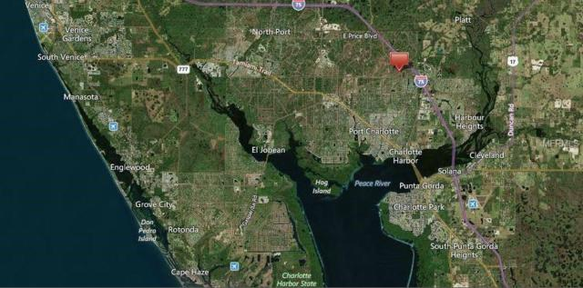LOT 7 BLOCK 2347 Gladview Circle, North Port, FL 34288 (MLS #D6102744) :: Griffin Group