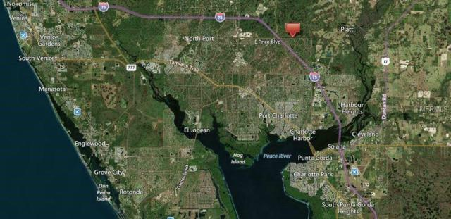 LOT 9 BLOCK 2292 Burdekin Street, North Port, FL 34288 (MLS #D6102891) :: Burwell Real Estate